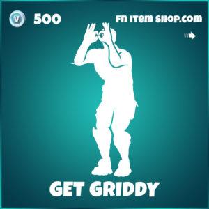 get Griddy fortnite emote