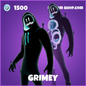 Grimey Fortnite Skin