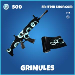 Grimules Fortnite Wrap