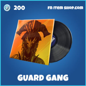Guard Gang Fortnite Music