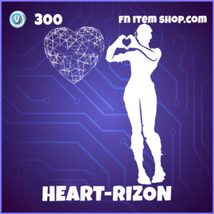 Heart-rizon Fortnite Bundle