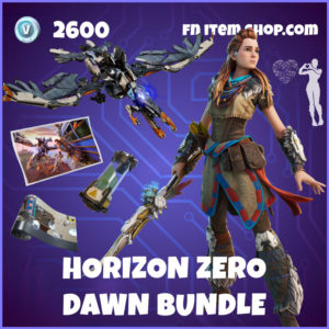 Horizon Zero Dawn Bundle