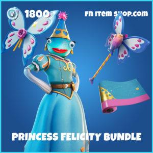 Princess Felicity Fortnite BUndle