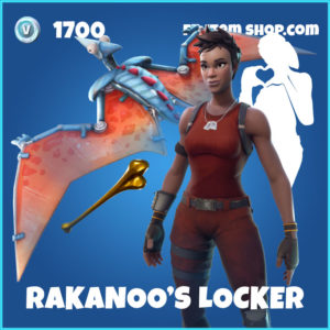 Rakanoo's Locker Fortnite Bundle