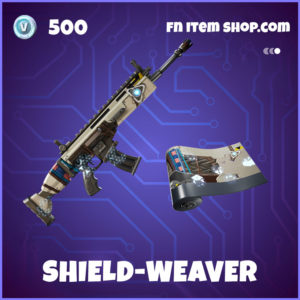 Shield-Weaver Fortnite Wrap
