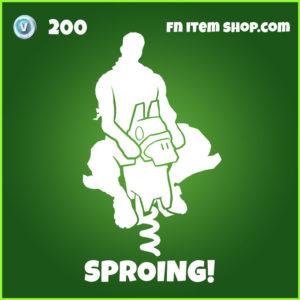 Sproing! Fortnite Emote