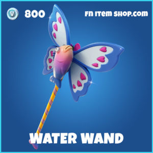 Water Wand Fortnite Pickaxe