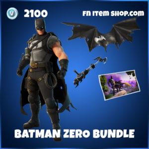 Batman Zero Point Fortnite Bundle
