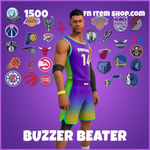 Buzzer Beater Fortnite NBA Skin