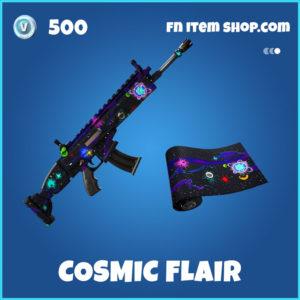 Cosmic Flair Fortnite Wrap