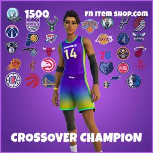 Crossover Champion Fortnite NBA Skin