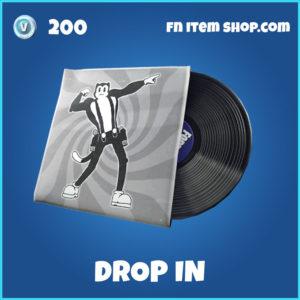 Drop In Fortnite Music
