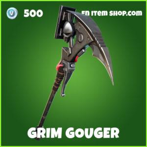 Grim Gouger Fortnite Pickaxe