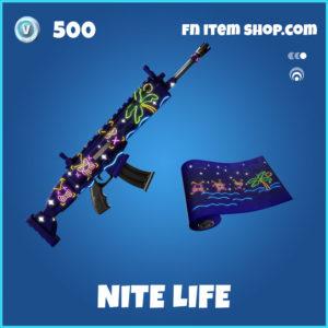 Nite Life Fortnite Wrap