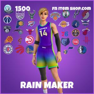 Rain Maker Fortnite NBA Skin