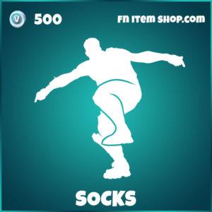 Socks Fortnite Emote