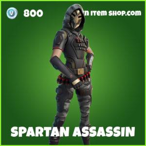 Spartan Assassin Fortnite Skin