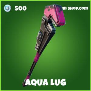 Aqua Lug Fortnite Harvesting Tool