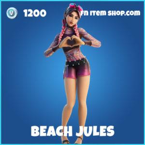Beach Jules Fortnite Skin