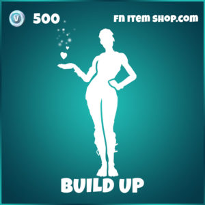 Build Up Bella Poarch Fortnite Emote