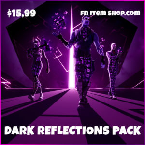 Dark Reflections Pack Fortnite Bundle