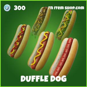 Duffle Dog Fortnite Back Bling
