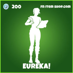 Eureka! Fortnite Emote
