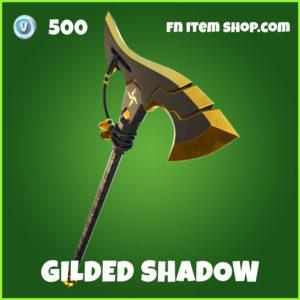 Gilded Shadow Fortnite Hravesting Tool