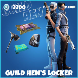 Guild Hen's Locker Fortnite Bundle