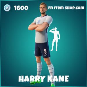 Harry Kane Fortnite Skin