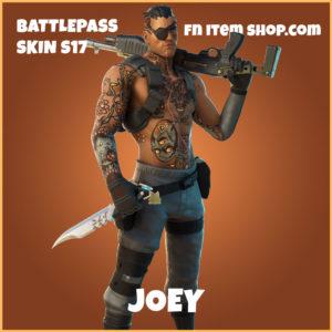 Joey Fortnite Skin