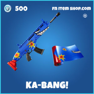 Ka-Bang! Fortnite Wrap