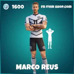 Marco Reus Fortnite Skin
