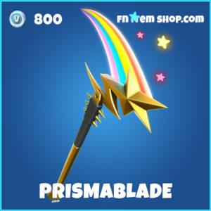 Prismablade Fortnite harveseting tool pickaxe