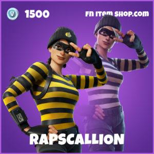 rapscallion epic skin fortnite