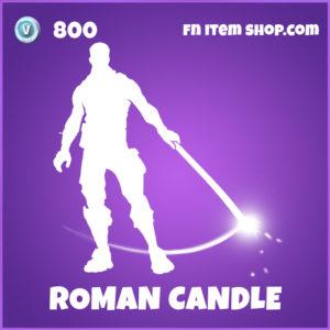 Roman Candle Fortnite Emote