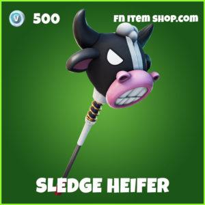 Sledge Heifer Fortnite Harvesting Tool Pickaxe