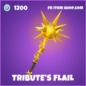 Tribute's Flail Fortnite Harvesting Tool