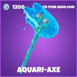 Aquari-Axe Fortnite Harvesting Tool