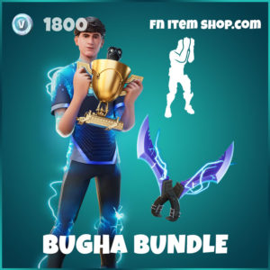 Bugha Bundle Fortnite Pack