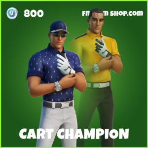 Cart Champion Fortnite Skin