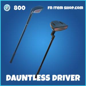 Dauntless Driver Fortnite Harvesting Tool