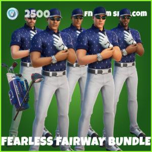 Fearless Fariway Bundle Fortnite