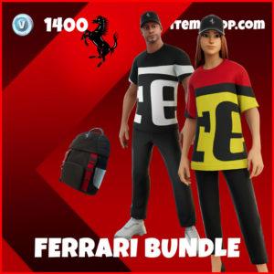 Ferrari Fortnite Bundle