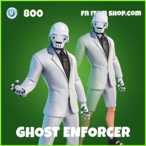 Ghost Enforcer Fortnite Skin