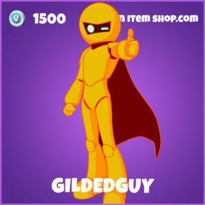 Gildedguy Fortnite Skin