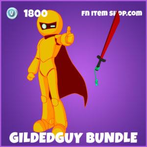 Gildedguy Bundle Fortnite