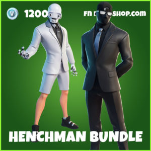 Henchman Bundle Fortnite Pack