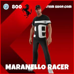 Maranello Racer Fortnite Skin
