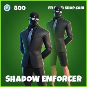 Shadow Enforcer Fortnite Skin